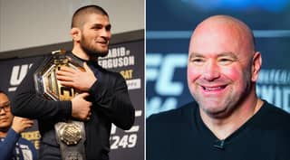 UFC Considering Khabib Nurmagomedov Versus Georges St-Pierre Super-Fight