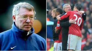 Robin van Persie Reveals The Time Sir Alex Ferguson Brutally Called Out Two Players For Partying