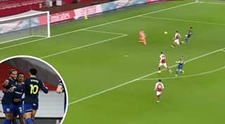 Theo Walcott Comes Back To Haunt Arsenal As Southampton Go 1-0 Up