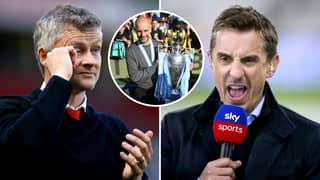 Gary Neville Claims It's 'Impossible' For Manchester United To Win The Premier League In Next Two Years