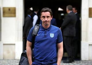 Gary Neville's Gaffe Sums Up England's Euro 2016 Campaign
