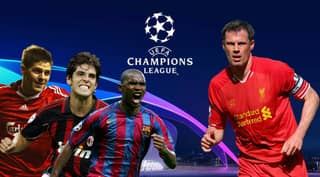 Jamie Carragher Names His Ultimate Champions League XI, Manager And Subs In Latest 'CarraChallenge'