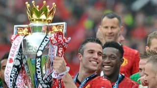 Robin Van Persie Picks His Five Favourite Manchester United Teammates