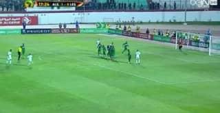 WATCH: Riyad Mahrez Scores Stunning Free-Kick For Algeria