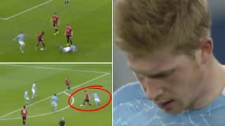 Kevin De Bruyne Has Been Brutally Mocked For 'Failing The Bruno Fernandes Test' Vs Man Utd