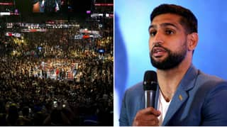 47-Year-Old Boxing Legend Comes Out Of Retirement, Amir Khan Calls Him Out