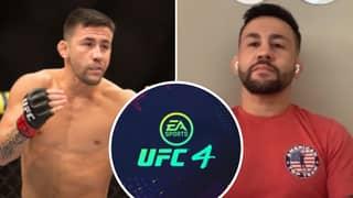 UFC Headliner Pedro Munhoz Hits Out Over EA Sports UFC 4 Snub