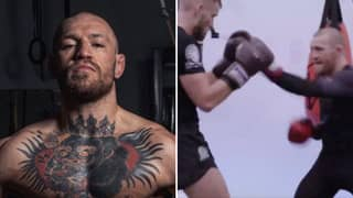 """""""I've Never Seen Conor McGregor Like This...This Is The Best Conor I've Seen Ever"""""""