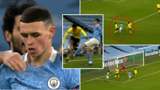 Phil Foden's Sensational Highlights Vs Dortmund Show He Is A Special, Generational Talent