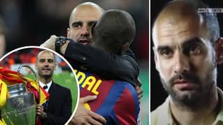 Pep Guardiola Showed No Hesitation When Asked Which Man United Star He Would Sign For Barcelona
