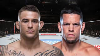 Dustin Poirier Confirms UFC Is Working On Huge Fight With Nate Diaz