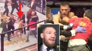 Conor McGregor Rewatching And Commentating On The Khabib Nurmagomedov Brawl Is Hilarious