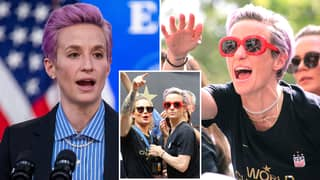 US Superstar Megan Rapinoe Claims Sports Have Become 'Another Avenue To Attack' Trans Rights