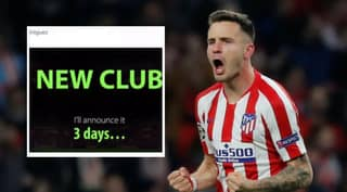 Saul Niguez Has Left Fans Very Disappointed After His 'New Club' Announcement