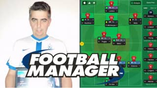 38-Year-Old Man Breaks Guinness World Record For Longest Game Of Football Manager