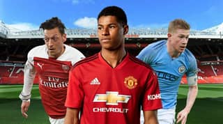 Marcus Rashford Enters Top Ten Highest-Paid Premier League Players After Penning Lucrative Manchester United Deal