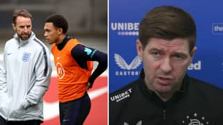 Steven Gerrard 'Disagrees' With Gareth Southgate's Decision To Omit Trent Alexander-Arnold From England Squad