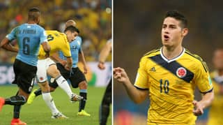 Throwback To James Rodriguez' Incredible Form At World Cup 2014