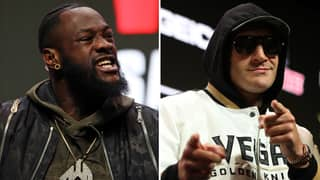 Tyson Fury Finally Responds To Deontay Wilder's Wild Conspiracy Theories
