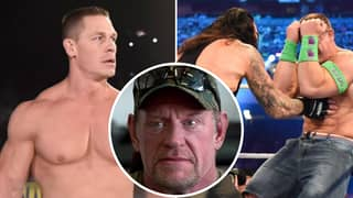 WWE Legend The Undertaker Breaks Silence Over John Cena Showdown At WrestleMania 34