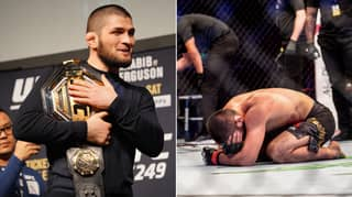 Khabib Nurmagomedov Only Lost Two Rounds In His Undefeated UFC Career