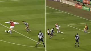 Remembering Dennis Bergkamp Pulling Off The Greatest First Touch In Football History