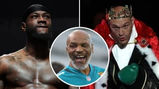 Mike Tyson Offers Important Advice To Deontay Wilder Over Tyson Fury Rematch
