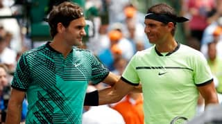 Roger Federer Pays Tribute To Rafa Nadal's French Open Victory