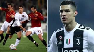 Cristiano Ronaldo Won't Swap Shirts With Any Roma Player
