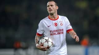 Wesley Sneijder Set For New Club