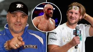 Ben Davison Responds To Tyson Fury's Father Demanding His Son Sack Corner Team After Wallin Fight