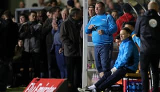 The Reason Behind Wayne Shaw's First Sacking At Sutton United In 2013