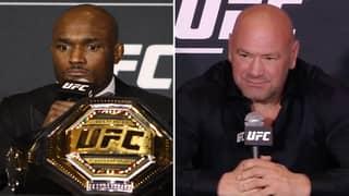 UFC President Dana White Makes Huge GOAT Claim After Kamaru Usman's UFC 258 Victory