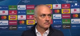 Jose Mourinho Unleashes Extraordinary Rant Following RB Leipzig Defeat