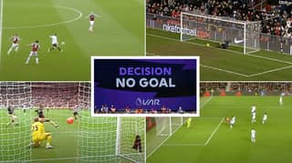 A Compilation Of Iconic Premier League Goals That VAR Would Have Ruled Out