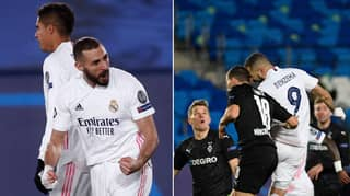Karim Benzema Comes Up Clutch Again With Brace In Huge Game For Real Madrid