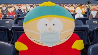 The Entire Town Of South Park Was In Attendance For The Denver Broncos' NFL Game