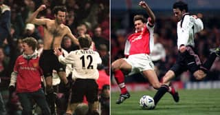 On This Day: Ryan Giggs Scores The Greatest FA Cup Goal Ever