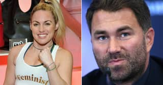 Heather Hardy Calls Eddie Hearn 'F**king Gross' Over Women's Boxing Pay Comments