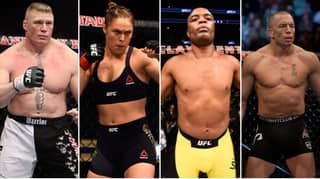 The Four Biggest UFC Super-Fights That Never Happened