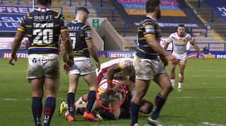 Rugby League Star Joel Tomkins Cops Eight-Game Ban For 'Finger Up The Bum' Incident