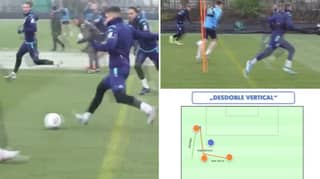 Footage Of Marcelo Bielsa's 'Third Man' Concept In Training Is 'The Future Of Football'