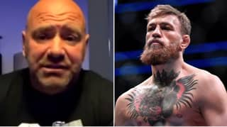 Dana White Gives Major Update On Conor McGregor's UFC Retirement Claim