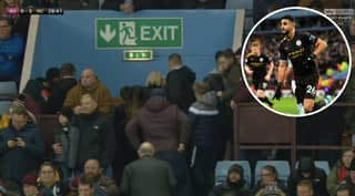 Aston Villa Fans Leave After 28 Minutes Following Manchester City Masterclass