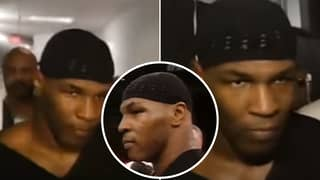 Mike Tyson's Spine-Tingling Entrance Vs Francois Botha Is Boxing's Most Intimidating Ring Walk