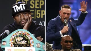 Floyd Mayweather Responds To Fighting Conor McGregor In An MMA Super-Fight