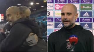 Pep Guardiola Admitted He Couldn't Answer Marcelo Bielsa's Full Time Question