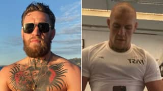 Conor McGregor Shows Off His Remarkable Body Transformation Ahead Of Manny Pacquiao Fight