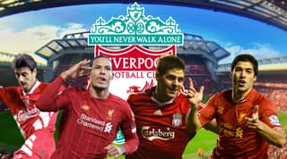 Liverpool's Greatest Players Of All Time Have Been Ranked