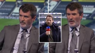 Roy Keane And Jamie Redknapp Engage In Heated Argument About Spurs On Sky Sports